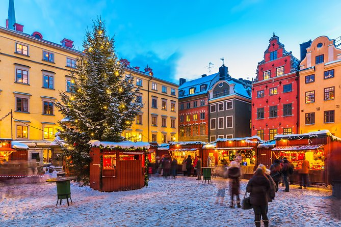 Magic Christmas Tour in Stockholm