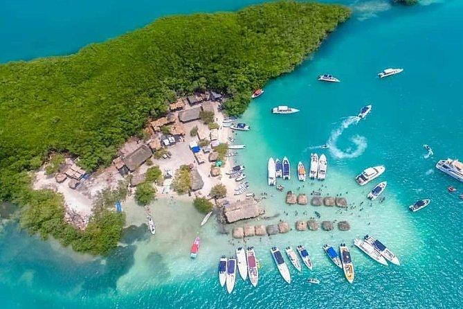 Agua Azul e Isla Cholon