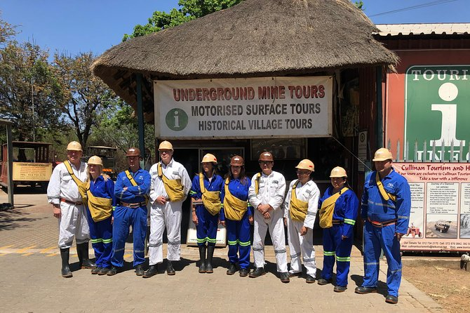 Tour the Cullinan Diamond Mine