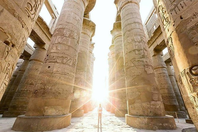 Luxor Tour from Marsa Alam-Must see Attractions