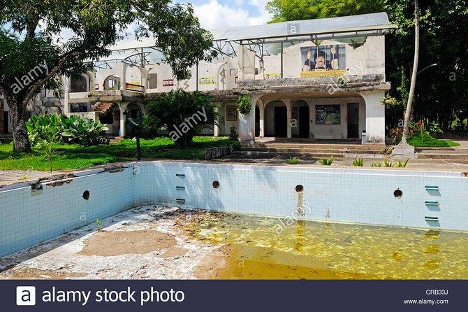 Hacienda Nápoles tour