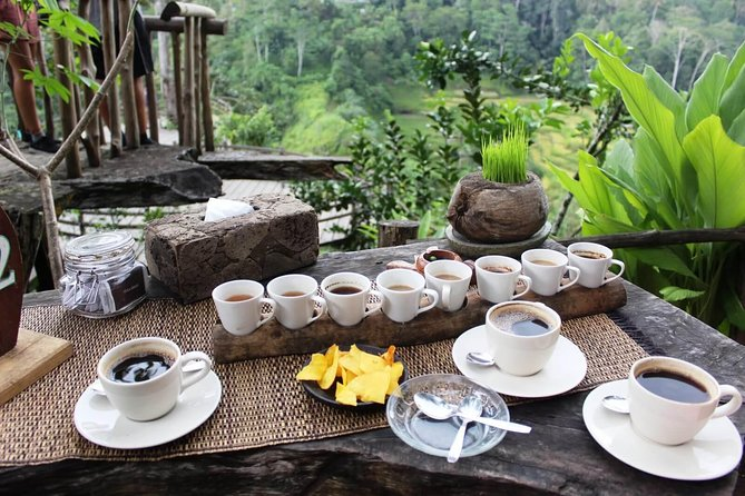 Private Tour: Ubud Nature Village and Tanah Lot Temple