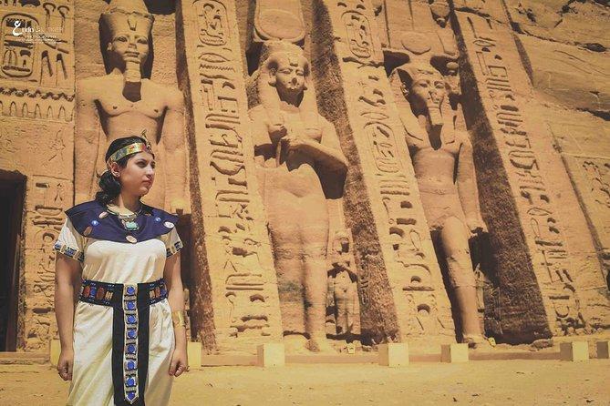 4 days Aswan,abu simbel,Luxor,balloon, with train tickets from Cairo
