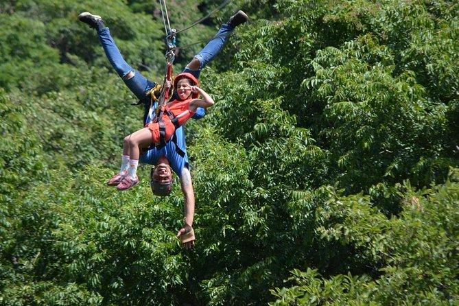 Zipline Experience (Tamarindo, Playa Grande, Flamingo, Potrero, Las Catalinas)