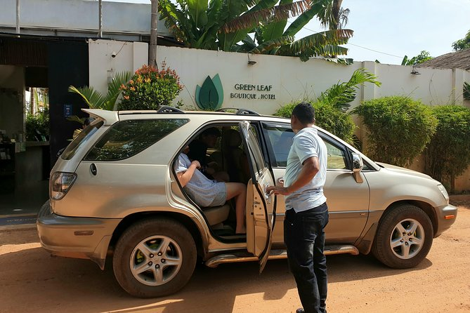 Private Car from Siem Reap - Phnom Penh