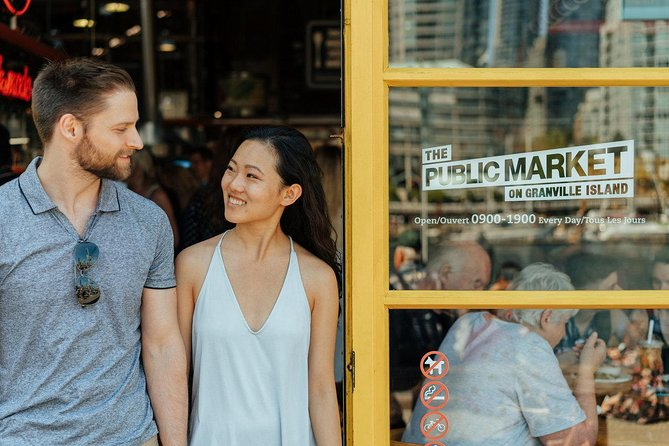 Explore Granville Island with Vancouver Professional Photographer