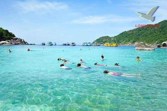 Koh Tao & Koh Nangyuan Snorkeling Trip by Speedboat (Entrance fee included) photo 6