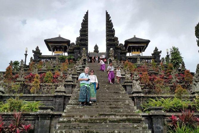 Bali Besakih Mother Temple and Waterfalls Tour