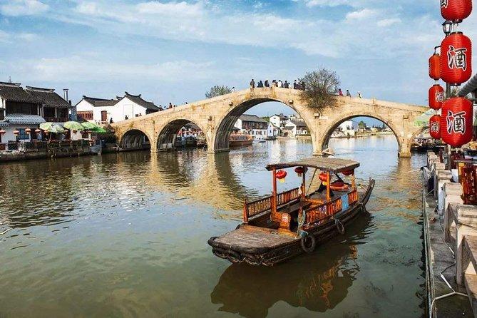 Zhujiajiao Water Town Half Day Small Group Tour