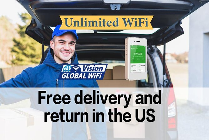 WiFi Rental in New Zealand - Free delivery and return anywhere in the US