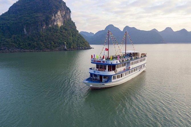 La Paci Cruise-Ha Long Bay and Lan Ha Bay 3 Days 2 Nights