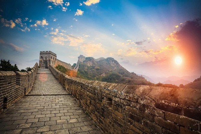Mutianyu Great Wall & Ming Tombs of Dingling Day Trip