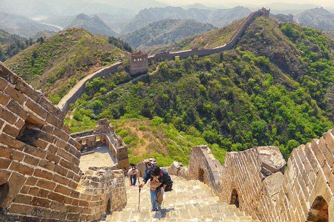 Full-Day Jinshanling to Simatai Great Wall Hiking Tour (no shopping)