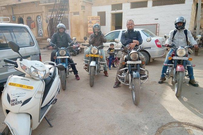 Bike Riders Jaisalmer - Bike Rental Jaisalmer