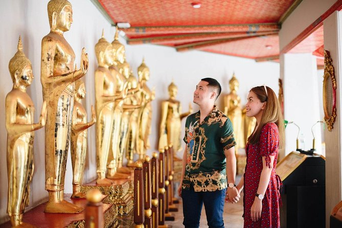 Explore Wat Pho Temple with Bangkok Professional Photographer photo 1