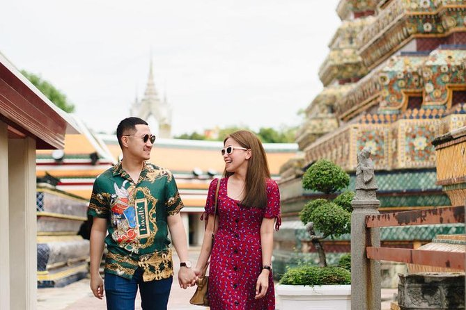 Explore Wat Pho Temple with Bangkok Professional Photographer photo 4