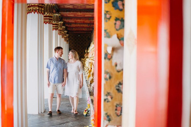 Explore Wat Pho Temple with Bangkok Professional Photographer photo 3
