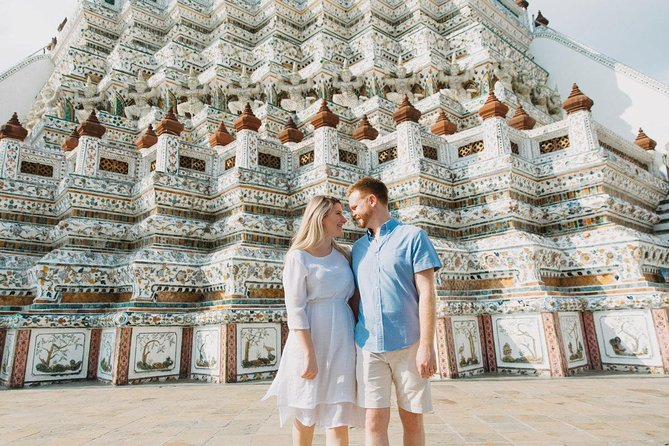 Explore Wat Pho Temple with Bangkok Professional Photographer photo 5