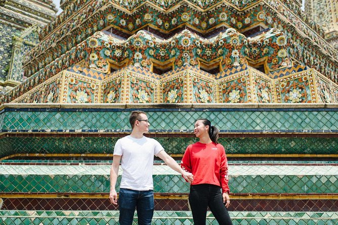 Explore Wat Pho Temple with Bangkok Professional Photographer photo 2
