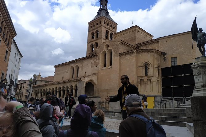 Day Trip to Segovia with Guided Tour Included & Get a Free Madrid City Tour