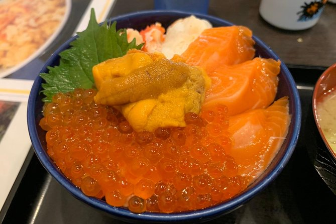 Japanese Food tour in Sapporo (Hokkaido)