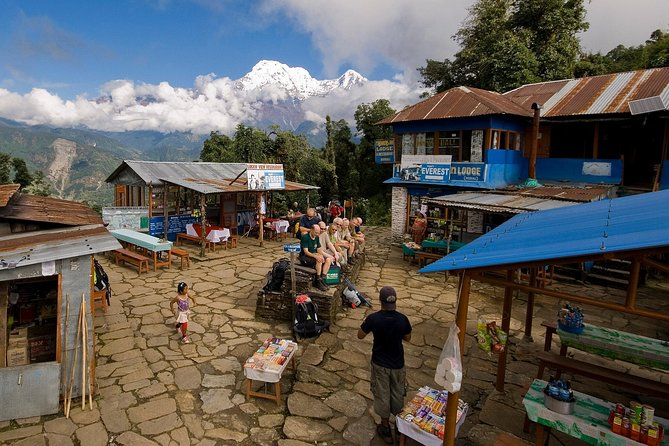 8 days Annapurna Base Camp Hot Spring Trek photo 9
