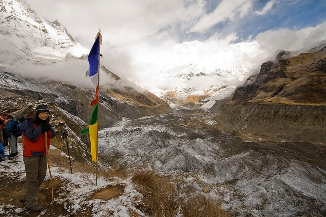 8 days Annapurna Base Camp Hot Spring Trek photo 16