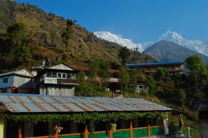 8 days Annapurna Base Camp Hot Spring Trek photo 15