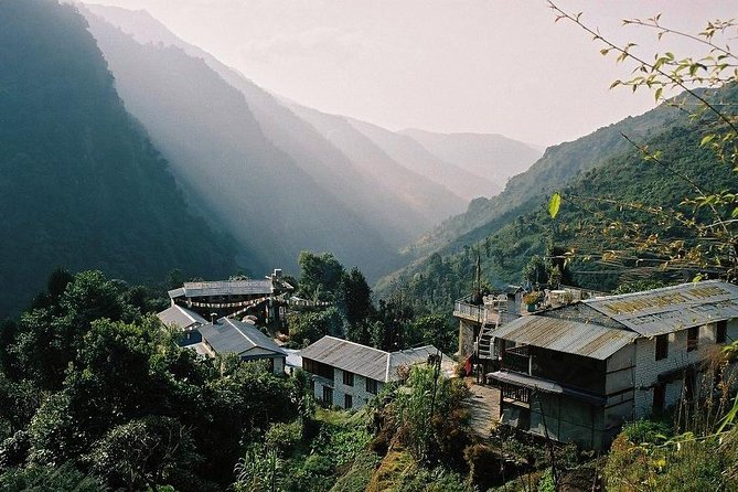 8 days Annapurna Base Camp Hot Spring Trek photo 19