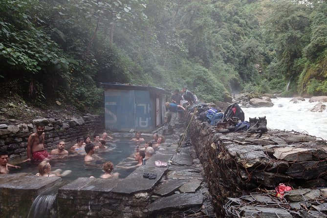 8 days Annapurna Base Camp Hot Spring Trek photo 1