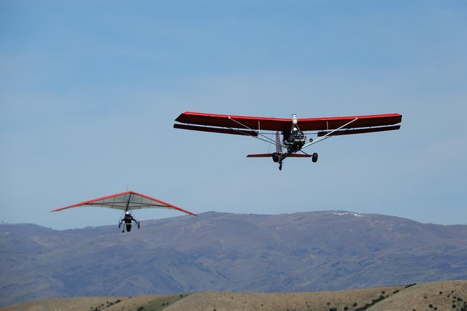 Tandem Hang Gliding - Aerotow