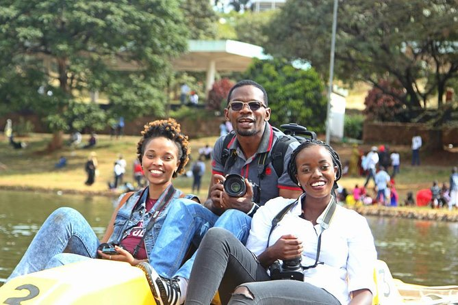 Fun Nairobi City Walking Tour!