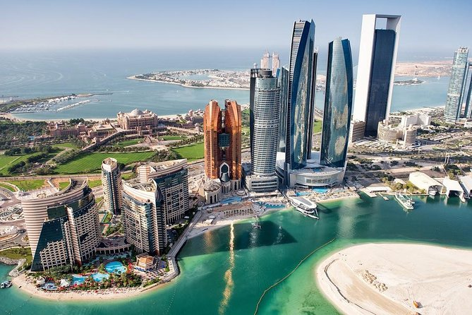 Abu Dhabi City tour with Sharing Transfers
