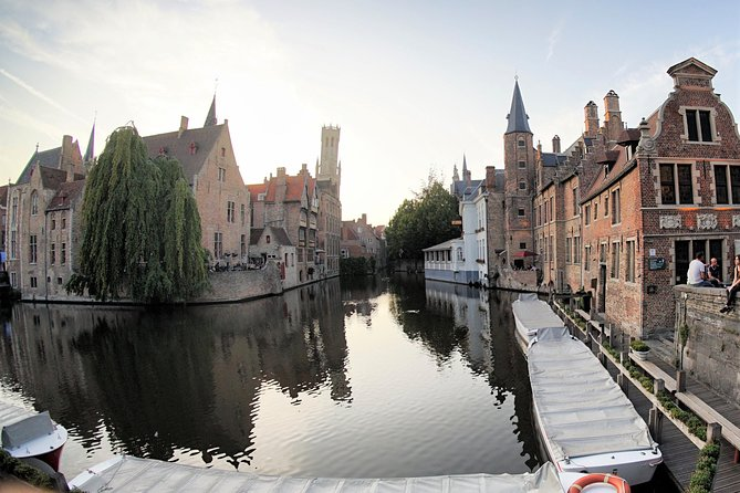 Luxury lust and love in Bruges