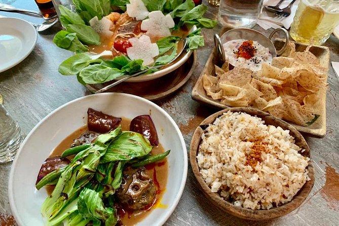 Filipino Dinner Food Walk in East Village