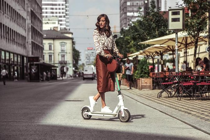 Rent Electric Kick Scooter