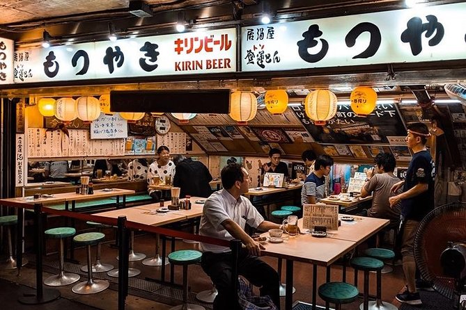 Private Tokyo Food Tour - A Journey Through Time Through Food