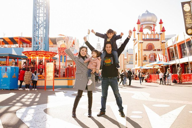 Explore the Luna Park with Sydney Professional Photographer