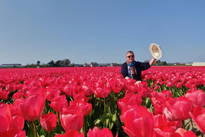 Guided Private Tour to Keukenhof from Amsterdam, The Hague Or Rotterdam