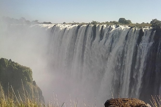 Guided Tour of The Victoria Falls on Zimbabwe Side photo 9