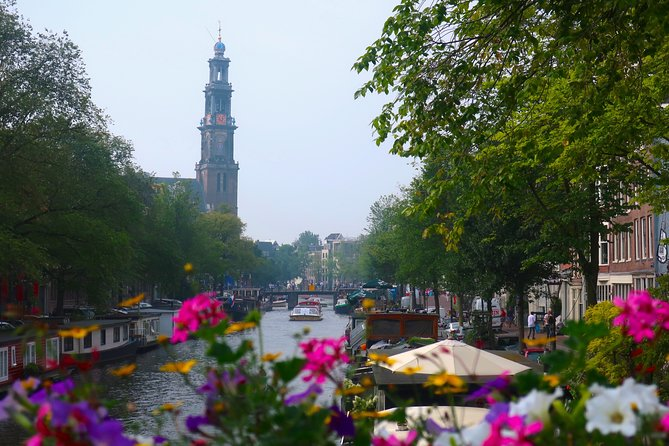 Amsterdam History Walking Tour