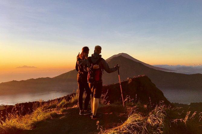 Mt Batur Trekking & Experienced Guide With Breakfast atop
