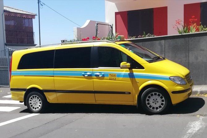 Minibus Transfer: Funchal - Madeira Airport