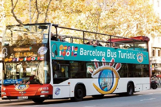Barcelona Hop on Top City Tour photo 4