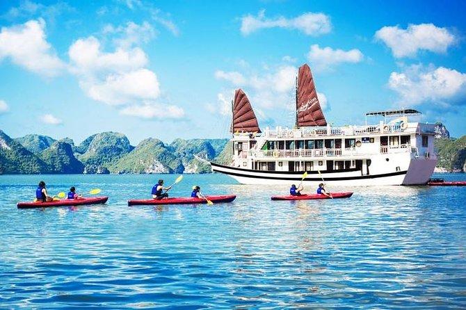 Halong Swan Cruise 2 Days 1 Night