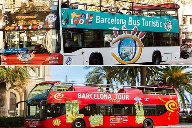 Barcelona Hop on Top City Tour photo 1
