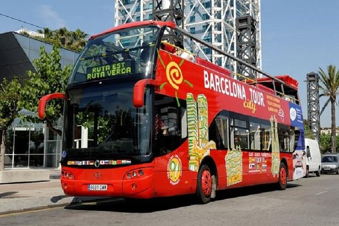 Barcelona Hop on Top City Tour photo 3