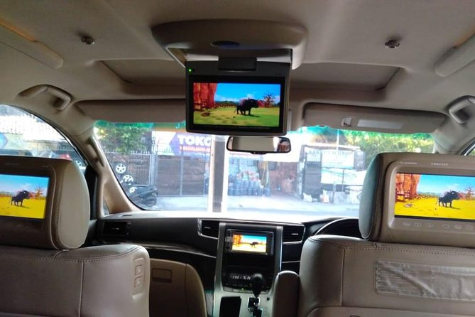 luxuary VVIP Transport in Bali