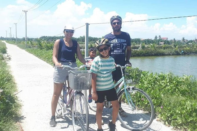Hoi An Village Countryside Tour by Bicycle