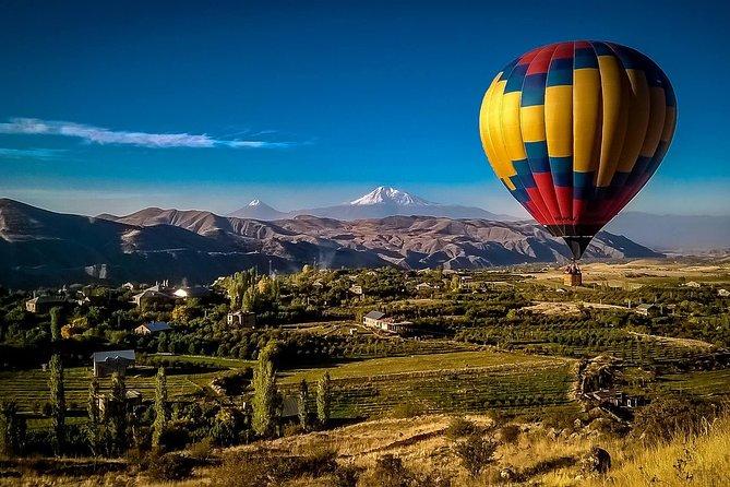 Balloon ride Skyball